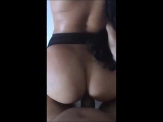 PAWG Teen loves getting fucked in Doggystyle